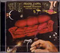 CD (NEU!) . FRANK ZAPPA - One Size fits all (Sofa No. 1 Inca Roads mkmbh