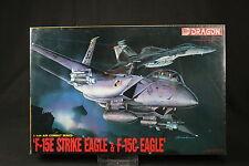 YL022 DRAGON 1/144 maquette avion 4022 F-15E Strike Eagle & F-15C Eagle