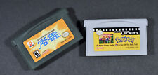 Arcade Advanced & Pokémon video for GameBoy Advance - Untested - Carts only