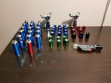 Blue Windproof Jet Flame Cigar Lighter Lot Wholesale 20 pcs