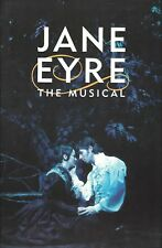"James Barbour ""JANE EYRE"" (the Musical) Marla Schaffel 2000 Souvenir Program"