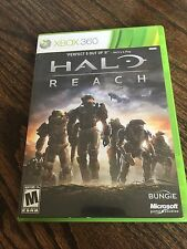 Halo Reach Xbox 360 Cib Game XG2
