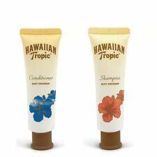 Hawaiian Tropic Shampoo and Conditioner Silky Coconut Fragrance – Lot of 16...