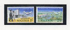 Nigeria Cooperación Internacional año 1965 (CU-242)
