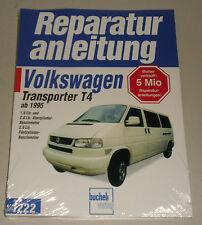 Reparaturanleitung VW T4 Bus / Transporter / Caravelle / Multivan Benziner