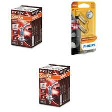 H7 12V 55W Night Breaker Laser next Gen +150% 2St OSRAM + W5W Vision Philips