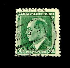 Czechoslovakia - 1937 - President Benesh / Used