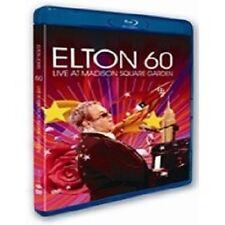 "ELTON JOHN ""ELTON 60 LIVE FROM MADISON..."" BLU RAY NEU"