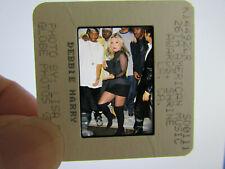 More details for original press photo slide negative - blondie - debbie harry - 1999 - r