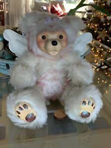 Robert Raikes 2001 Trinity Winged Bear Limited Edition 151/500 RARE