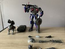 Transformer 3rdparty masterpiece unique toys r-02 Optimus and Lockdown Lot Used