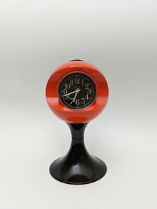 MCM BLESSING West Germany Retro  Atomic Space Age Clock C.1960s