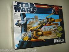 STAR WARS - Anakins Skywalker's Podracer Vehicle space ship Case Fresh MIB NEW