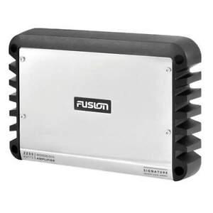 FUSION SG-DA12250 Signature Series 2250w Mono Amp #010-01970-00