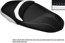 Blanco & Negro Custom encaja Piaggio Beverly 350 Sport Touring cubierta de asiento