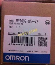 #2105--OMRON Interactive Display MPT002-G4P-V2