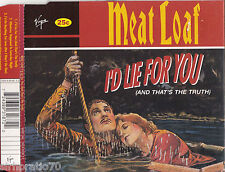 MEATLOAF I'd Lie For You (And That's The Truth) CD Single