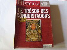 """HISTORIA  713 ..  """"  tresor des conquistadors   """".."""
