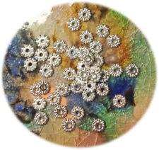 Metallische Perlen, metalle runde