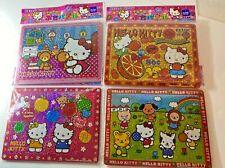 Hello Kitty Petit Puzzle 1 set of 4 piece