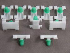 10x BARRE ornamentali MOLLETTE CLIP per BMW e38 e39 OPEL FIAT MULTIPLA 51138166675