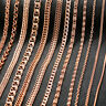Assorted Russian 585 Rose Gold Necklace Chain Curb Snail Foxtail Link Stataments