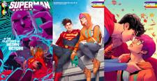 Superman Son Of Kal-El #5 Cvr A B C Set (Nm) 2021 Dc Jon Kent Reveals Bisexual