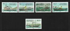 1994 Tug Boats Set of 5 Mint Unhinged/Never Hinged