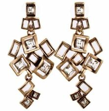 1df8199d0 Rhinestone Yellow Gold Plated Fashion Earrings for sale | eBay