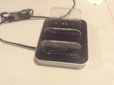 Sharper Image Universal Visual Charge Station IPAD, Smart, IPhone, Tablet Dock