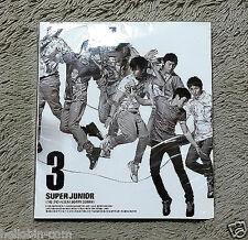 Super Junior - Sorry Sorry (3rd Album Version.C) CD+Gift K-POP