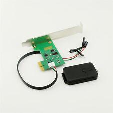 1x Desktop PC Remote Controller 20m Wireless Restart Switch Turn on/off