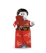 LEGO Kimono Girl Minifigure 8804 Series 4 New Sealed