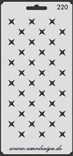 Scrapbooking Schablone S-220  Pfeile ~ Stencil ~ UMR-Design