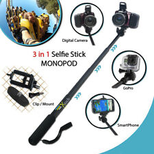 Xtech® f/Nikon Coolpix L330 - PRO 3 in 1 SELFIE STICK Monopod w/3 Ext. Sections