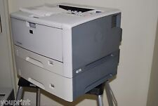 HP LaserJet 5200DTN ( 11 x 17 ) Laser Printer Duplexer Extra Tray - Refurbished