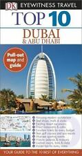Top 10 Dubai & Abu Dhabi (Eyewitness Top 10 Travel Guide)-ExLibrary