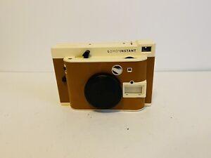 Lomography Lomo'Instant Film Camera (Sanremo Edition)