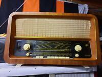 Oberon Stern- Radio1961 Rochlitz DDR RFT,EINZIGARTIG & RARITÄT,EINWANDFREI