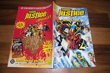 YOUNG JUSTICE # 3 -- JAGD auf RED TORNADO / DC-Comic 1. Auflage 2000 / UNGELESEN