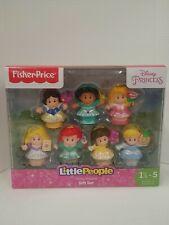 NIB Disney Princess Little People