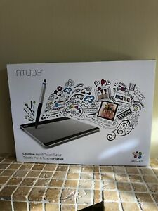 Wacom Intuos CTH-480/S Small Creative Pen and Touch Tablet