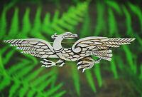 Celtic Eagle / IIar Pewter Brooch