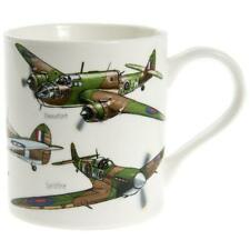 CLASSIC PLANES MUG MADE FROM FINE CHINA GIFT BOXED BY THE LEONARDO COLLECTION