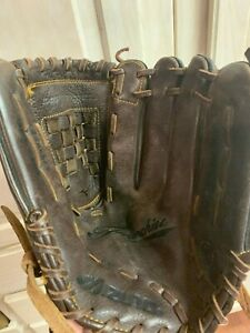 """Mizuno Outfield Baseball Glove 12"""" Soft YOUTH right hand"""