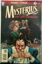 Mysterious The Unfathomable #1 VF+/NM- 1st Print Free UK P&P Wildstorm Comics