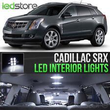 2010-2016 Cadillac SRX White LED Lights Interior Kit