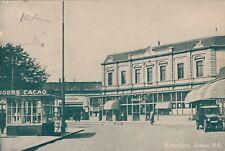 Netherlands Rotterdam Station D.P 03.50