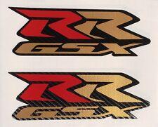 SUZUKI Motorsport emblema GSX RR 600 750 1000 in moto-Gp DESIGN Pellicola in Carbonio