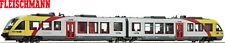 Fleischmann H0 442073 Diesel Railcar Fussel 41 of The HLB Digital Sound